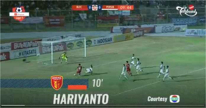 Hasil Badak Lampung vs Persib Bandung 1-1, Maung Diseruduk Badak