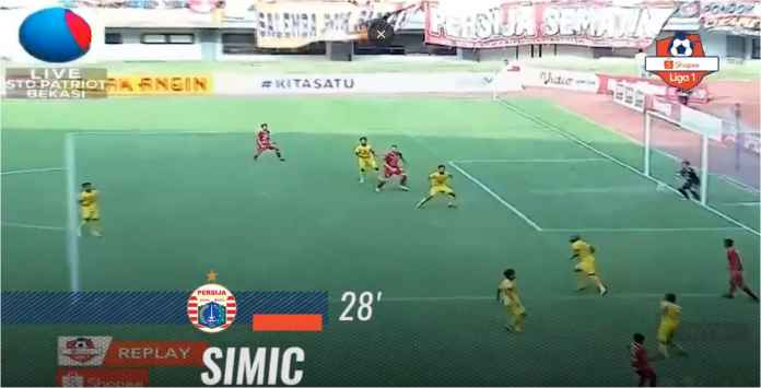 Hasil Persija Jakarta vs Bhayangkara FC 1-1, Seharusnya 2-2 Atau 3-3