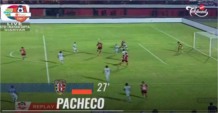 Hasl Bali United vs Arema 2-1, Tridatu Menjauh Lima Poin Atas TIRA