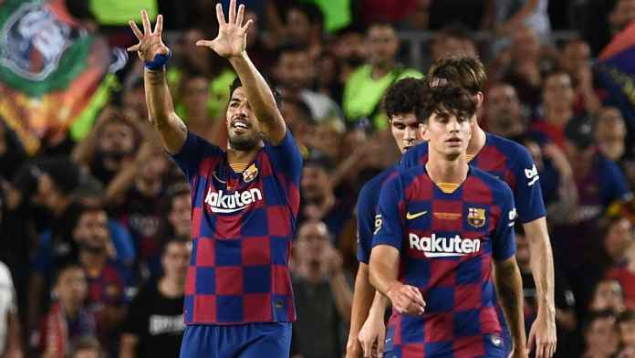 Hasil Barcelona vs Arsenal di Trofi Joan Gamper