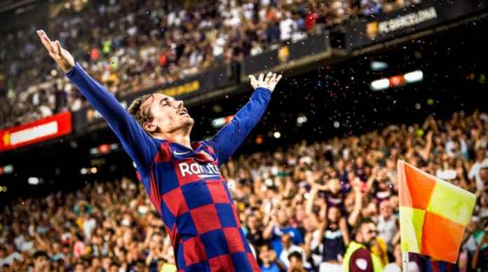 Hasil Barcelona vs Real Betis di Liga Spanyol pekan kedua