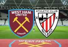 Hasil Betway Cup West Ham United vs Athletic Bilbao