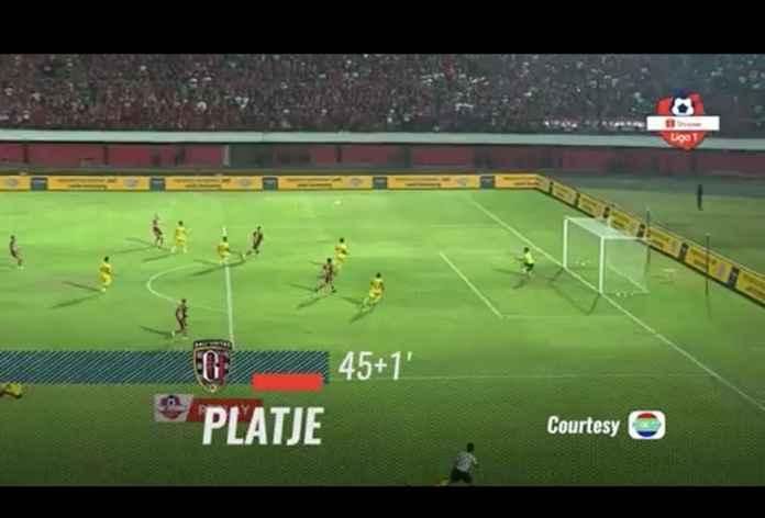 Hasil Bali United vs Semen Padang 4-1, Tempel Pemuncak Klasemen