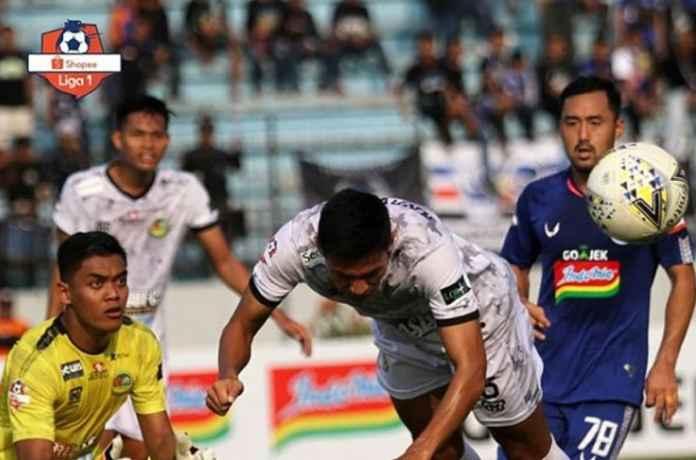 TIRA Persikabo Tetap Tak Terkalahkan di PSIS Semarang