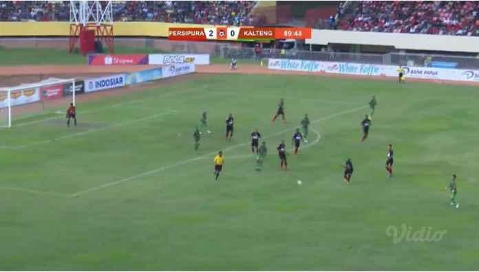 Hasil Persipura Jayapura vs Kalteng Putra 2-0, Kembali Rambah 10 Besar