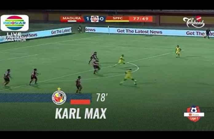 Hasil Madura United vs Semen Padang 1-1, Akhirnya Rebut Poin Tandang