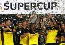 Hasil DFL Supercup Borussia Dortmund vs Bayern Munchen