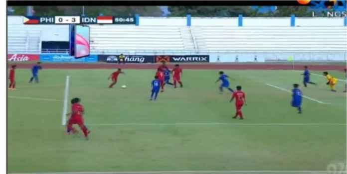 Hasil Filipina vs Indonesia 0-4 di Piala AFF, Geser Timor Leste