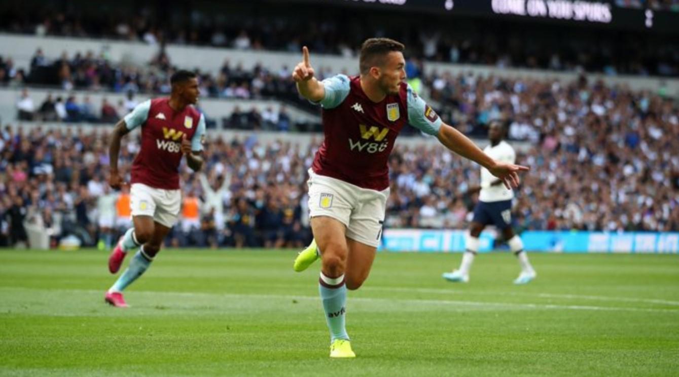 Hasil Tottenham Hotspur Vs Aston Villa Di Liga Inggris Skor