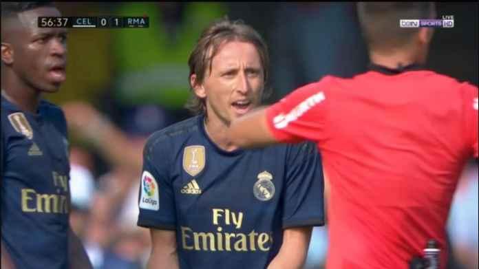 Hasil Liga Spanyol - Celta Vigo vs Real Madrid