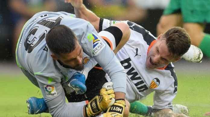 Hasil Liga Spanyol - Valencia vs Real Sociedad
