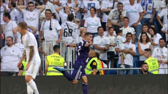 Hasil Real Madrid vs Real Valladolid di Liga Spanyol
