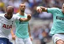 Hasil Tottenham Hotspur vs Inter Milan