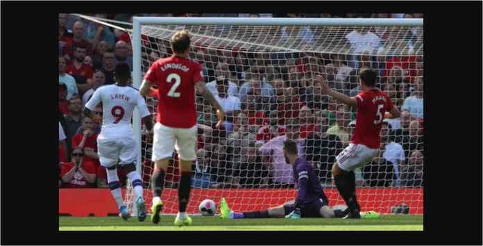 Hasil Manchester United vs Crystal Palace 1-2 Setan Merah Tertusuk!