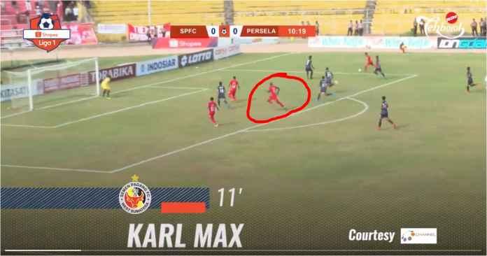 Hasil Semen Padang vs Persela Lamongan 2-0, Karl Max Dua Gol!