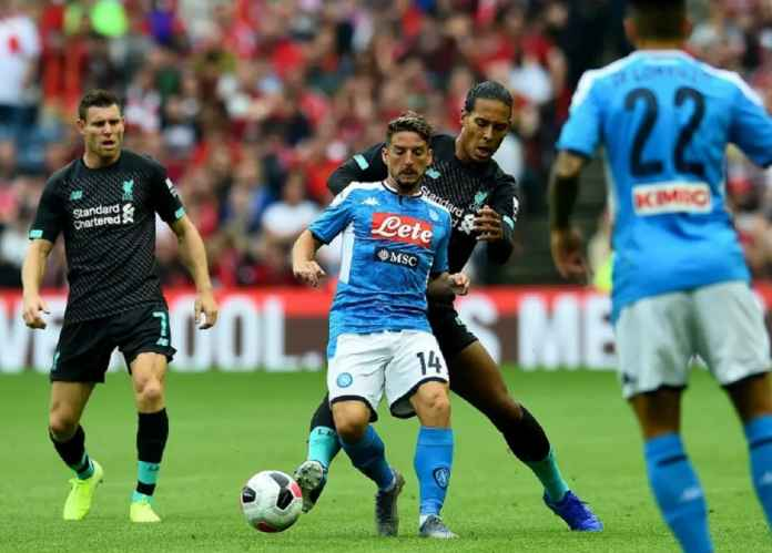 Pelatih Liverpool Yakin Hadapi Napoli Bakal Emosional