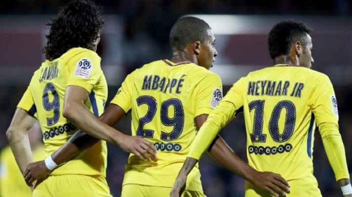 PSG Tanpa Tiga Bintang Lini Depan Saat Hadapi Real Madrid