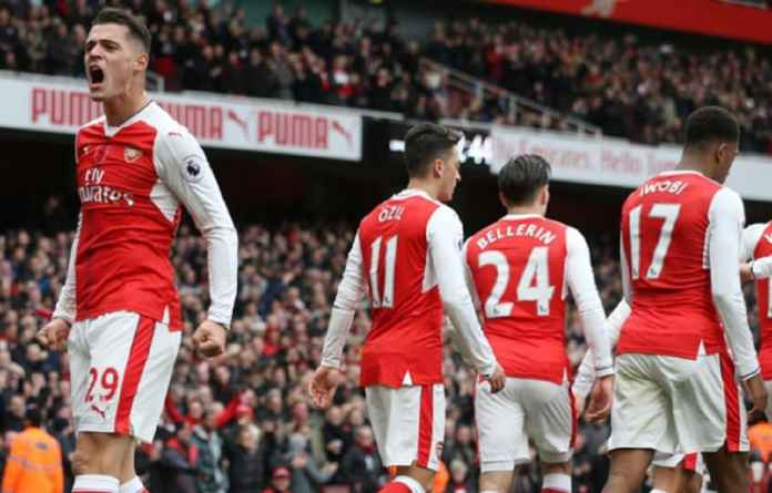 Arsenal Tak Jadikan Tiga Pemain Ini Starter Kontra Newcastle
