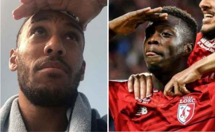 Pierre-Emerick Aubameyang Puji Pemain Baru Arsenal