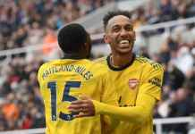 Pierre-Emerick Aubameyang Samai Rekor Gol Torres di Newcastle