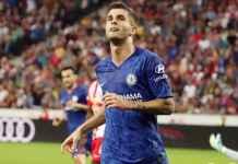 Christian Pulisic Perkuat Chelsea Hadapi Manchester United