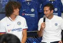 Pelatih Chelsea Tak Bisa Jamin Waktu Bermain David Luiz