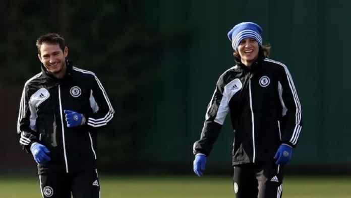 Frank Lampard Antisipasi Pengaruh Buruk David Luiz di Chelsea