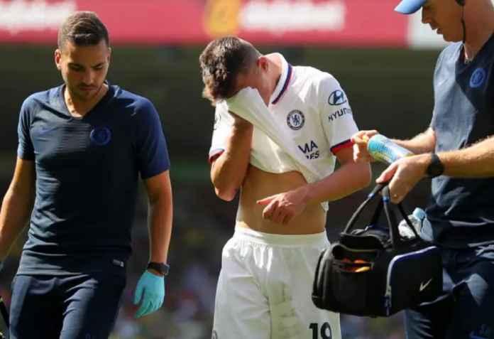 Frank Lampard Tak Khawatirkan Cedera Pemain Muda Chelsea