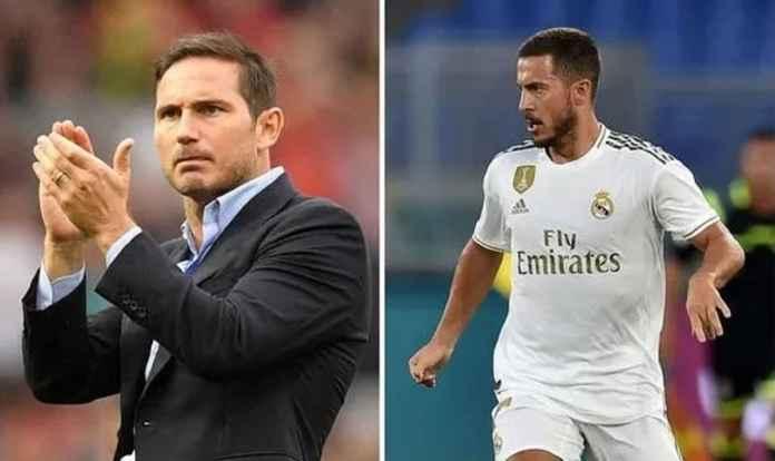 Chelsea Hampir Tak Mungkin Dapatkan Pengganti Eden Hazard