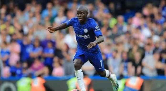 N'Golo Kante Cedera Lagi Jelang Chelsea Kontra Norwich