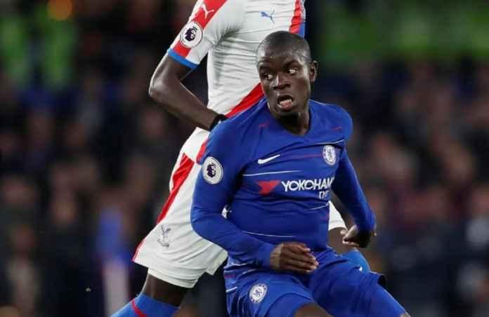 Pelatih Chelsea Tak Yakin N'Golo Kante Hadapi Manchester United