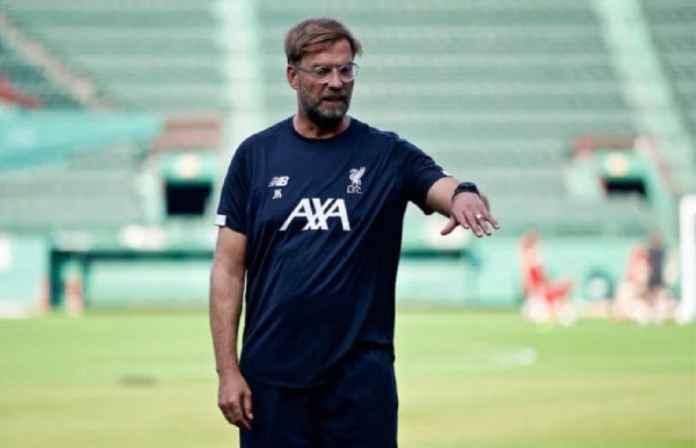 Jurgen Klopp Pangkas Skuad Liverpool Jelang Community Shield