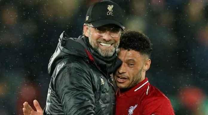 Liverpool Perpanjang Kontrak Alex Oxlade-Chamberlain Usai Pulih Cedera