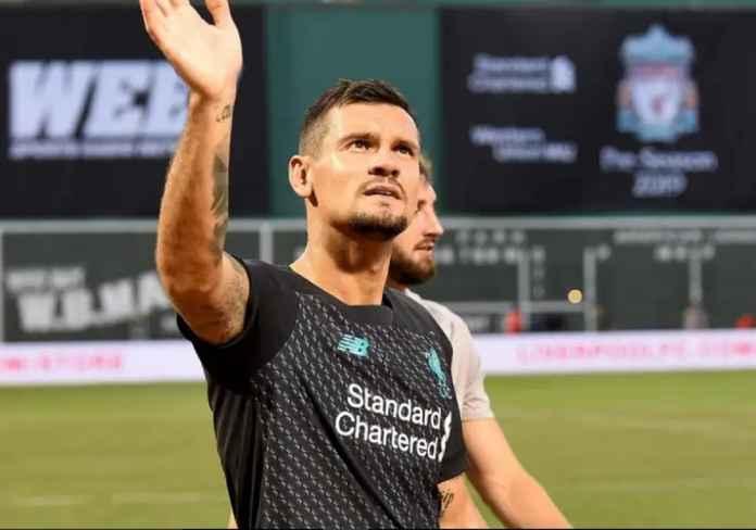 Liverpool Senang Hati Lepas Dejan Lovren
