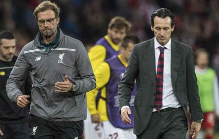 Jurgen Klopp pada Emery: Liverpool Ingin Jadi Tim yang Ditakuti