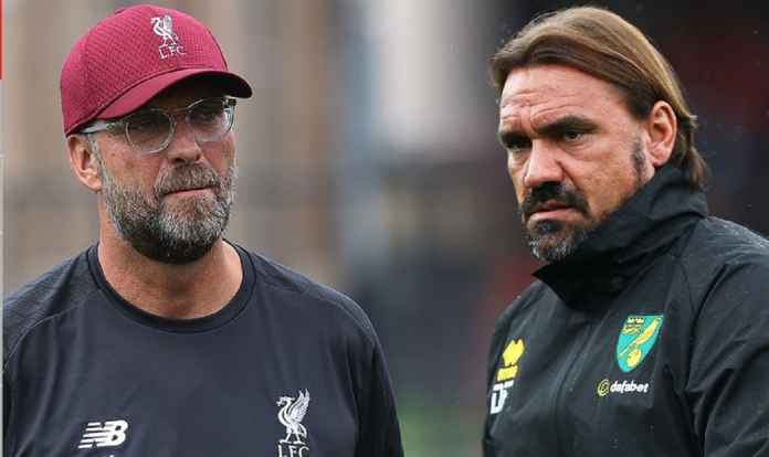 Norwich City Ungkap Persiapan Tandang ke Liverpool