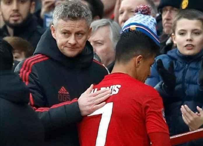 Manchester United Ancam Buang Alexis Sanchez ke Tim Cadangan
