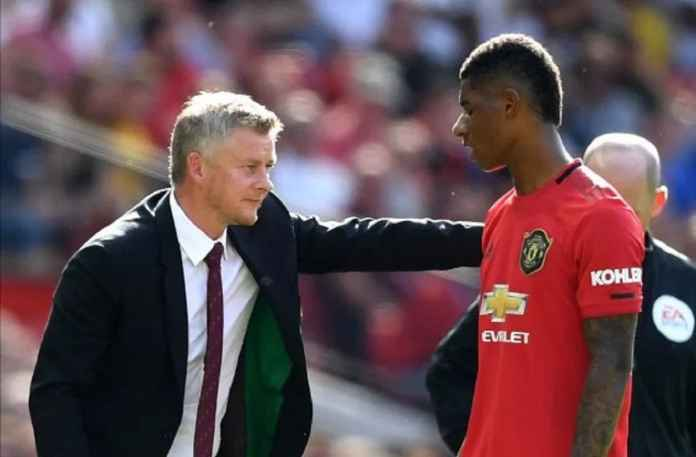 Pelatih Manchester United Kehabisan Kata-kata Usai Rashford Dilecehkan