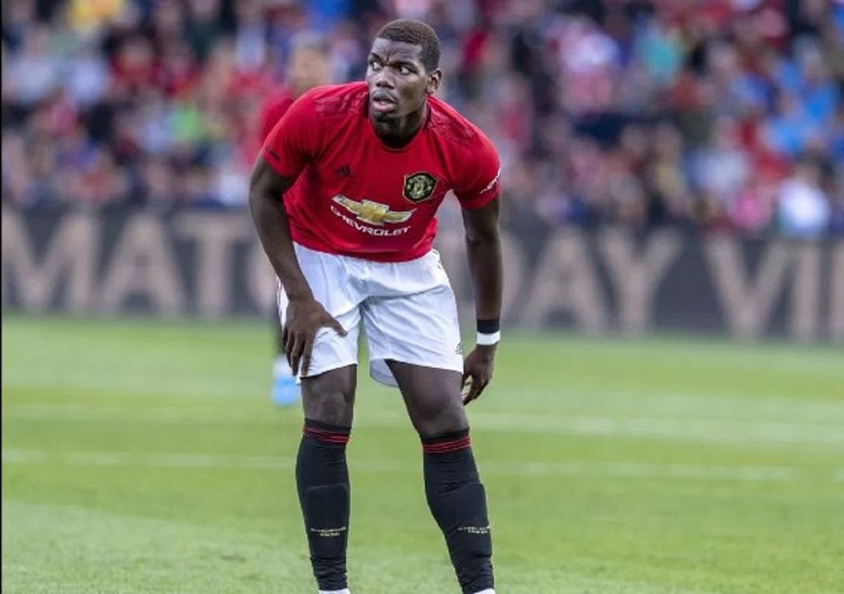 Paul Pogba Fit Untuk Laga Pembuka Manchester United