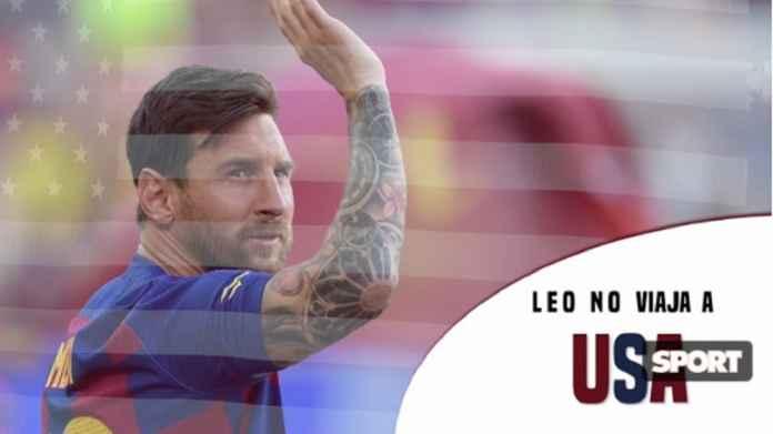 Barcelona Terancam Denda Gara-gara Lionel Messi