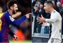 Cristiano Ronaldo Ungkap Perbedaannya dengan Lionel Messi