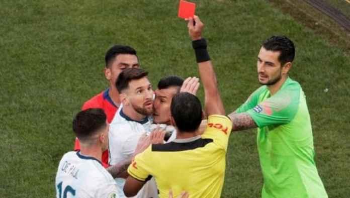 Lionel Messi Dilarang Perkuat Timnas Argentina Tiga Bulan