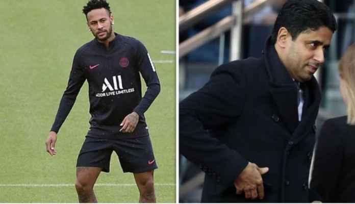 PSG Tolak Tawaran Peminjaman Neymar dari Barcelona