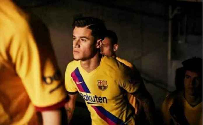 PSG Siapkan Tiga Line-up untuk Philippe Coutinho
