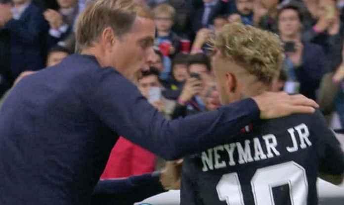 Pelatih PSG Ingin Mainkan Neymar Kontra Toulouse