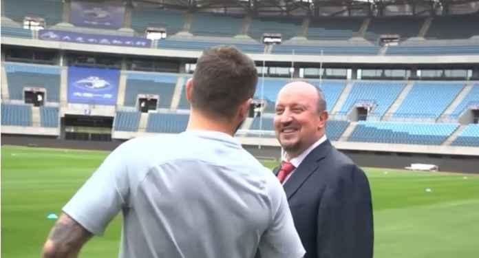 Rafael Benitez Balas Kritikan Direktur Newcastle United