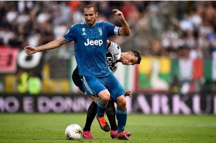 Juventus: Chiellini Buka Peluang Matthijs De Ligt Jadi Starter