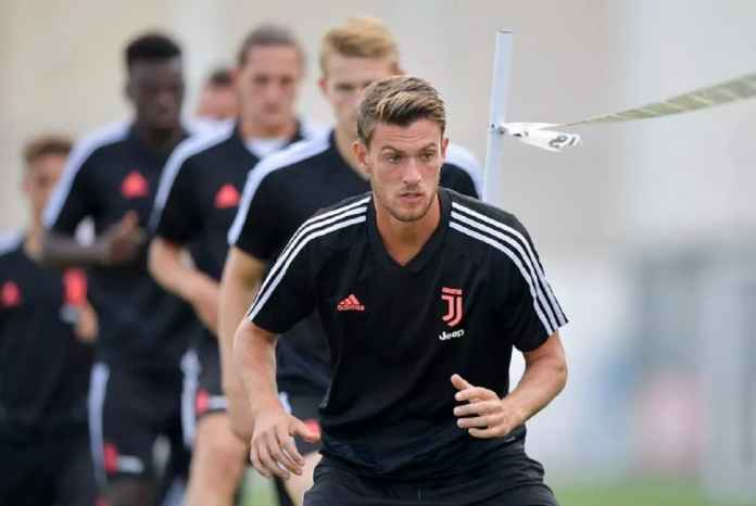 Juventus Tolak Tawaran Roma untuk Daniele Rugani