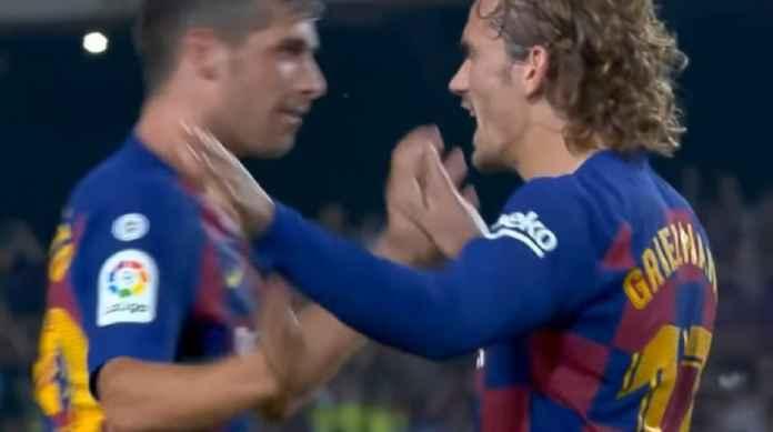 Antoine Griezmann: Saya Tiru Gaya Lionel Messi
