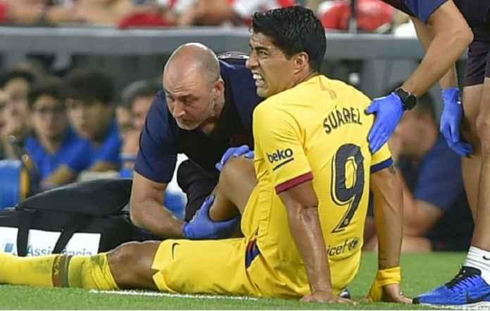 Barcelona Kalah dan Kehilangan Suarez di Athletic Bilbao